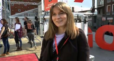 Interview met Tia Kouvo